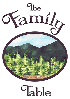The Family Table - Homepage